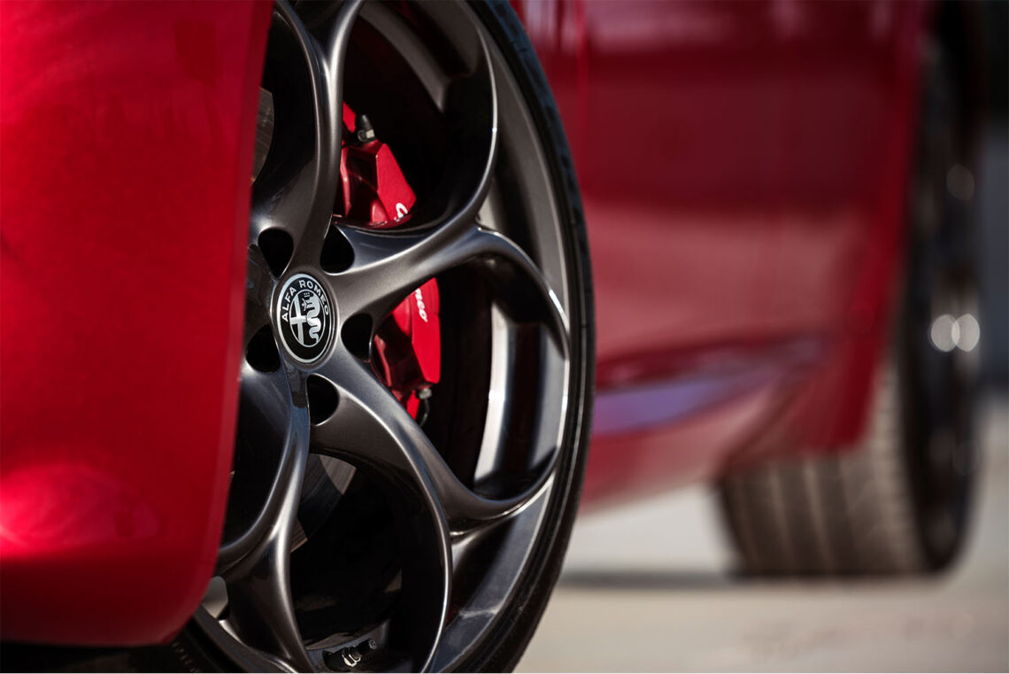 Alfa Romeo service center
